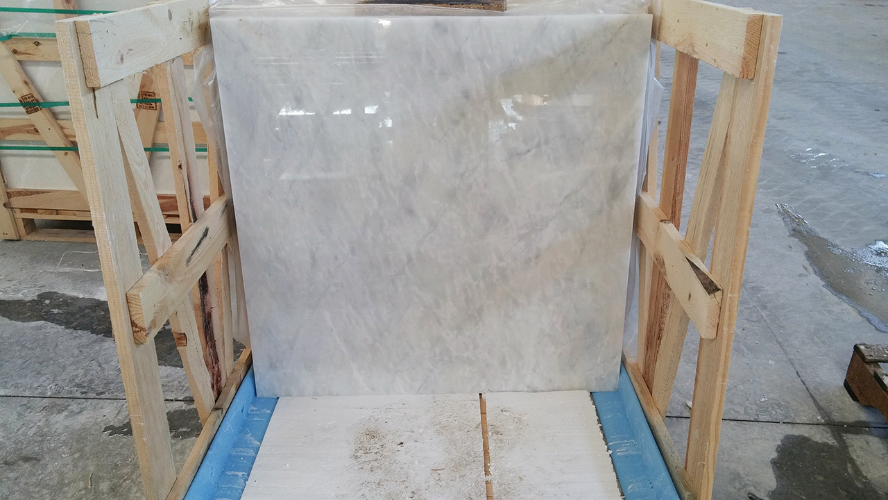 Turkish Carrara Polished Marble
