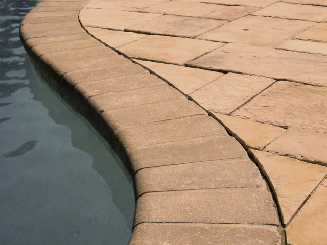 pool coping tiles