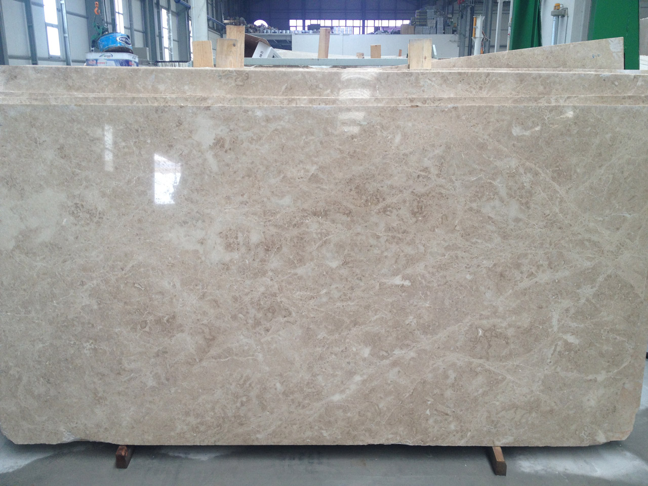 Cappuccino Marble Polished Slab 1