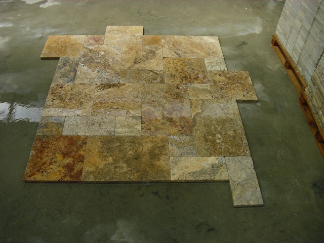 Scabos Rench Paver